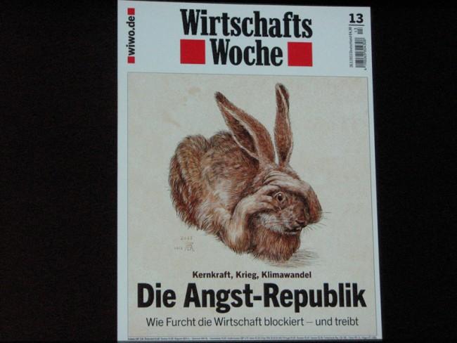 Christoph Niemann »Jedes ist seines eigenen Glückes a. Schmied, b. Klempner, c. Grafiker«