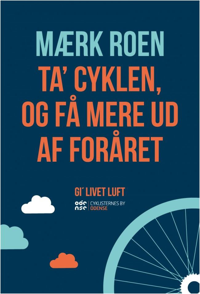Branding Kampagne für die Radfahrer-Stadt Odense
