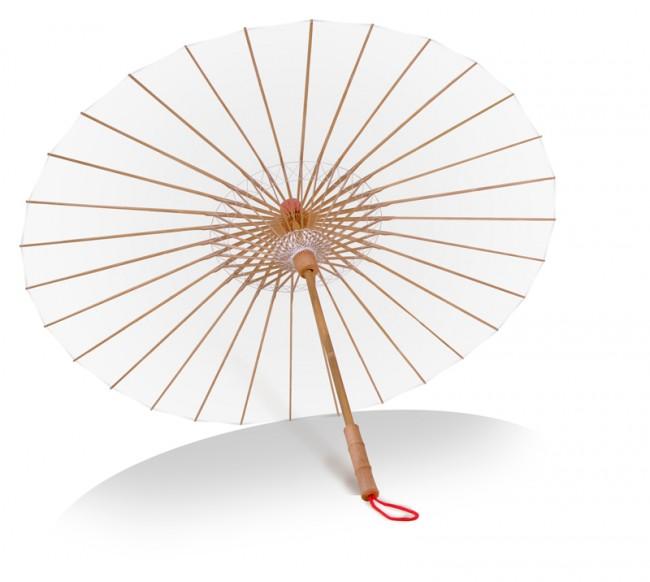the brelli: biologisch abbaubarer Regenschirm aus New York