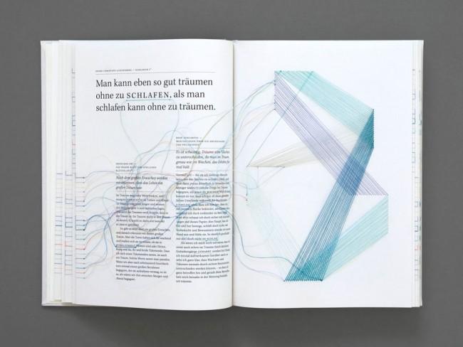 """Maria Fischer erhielt Silber für »Traumgedanken – Konzeption und Gestaltung eines Buches zum Thema """"Traum""""»."""