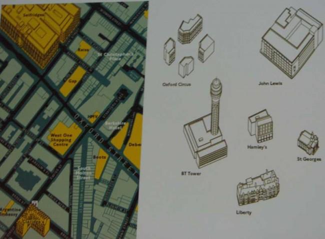 Die Lösung: Tim Fendleys neues Navigationssystem für London