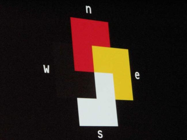 Logo-Entwicklung von April Greiman