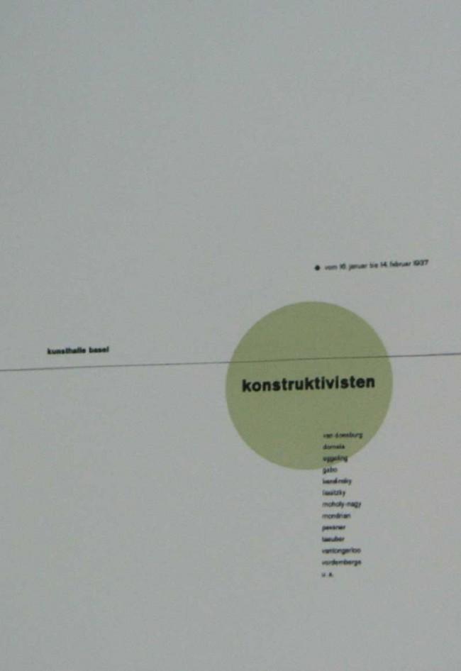 Jost Hochuli »Bauhaus, Zürich, Basel - und einiges daneben«