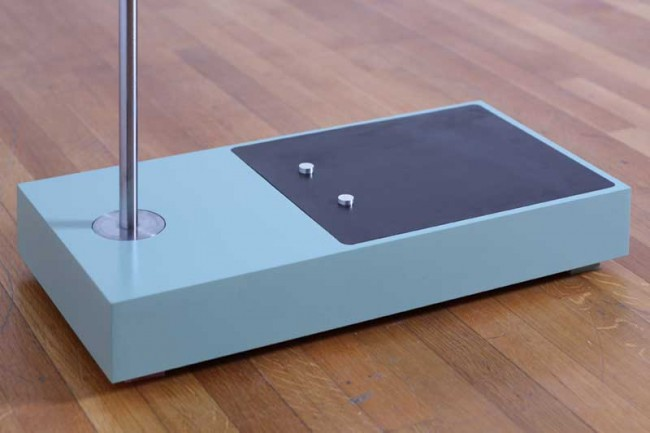 Training Device for Broadcasting Morse Code using your Toes | © TheGreenEyl