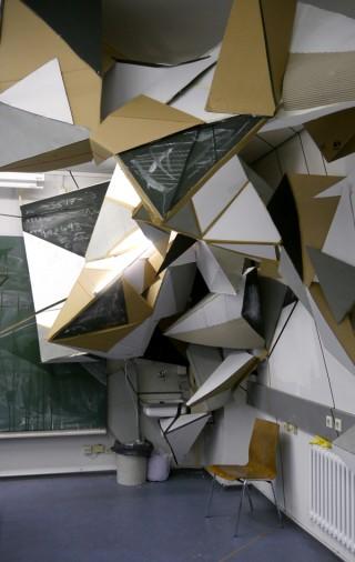Beuth | Berlin 2010. Im Rahmen einer Tutorstelle entstanden im Dezember 2010 drei Arbeiten mit Studenten der Beuth Universität des Fachbereichs Landschafts- Architektur