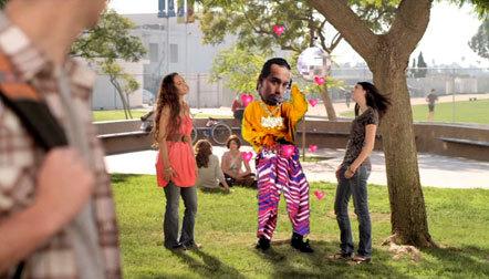 Bild MTV Gif Me More Kampagne