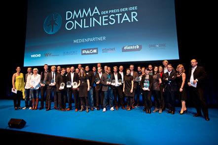 Bild Eröffnung DMMA Onlinestar