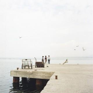 Aus der Serie »Istanbul« »three«   © Julia Smirnova