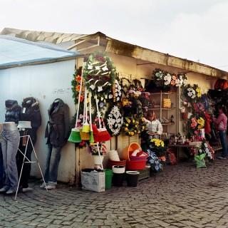 Aus dem Buch »Ushhorod« »Market«   © Julia Smirnova