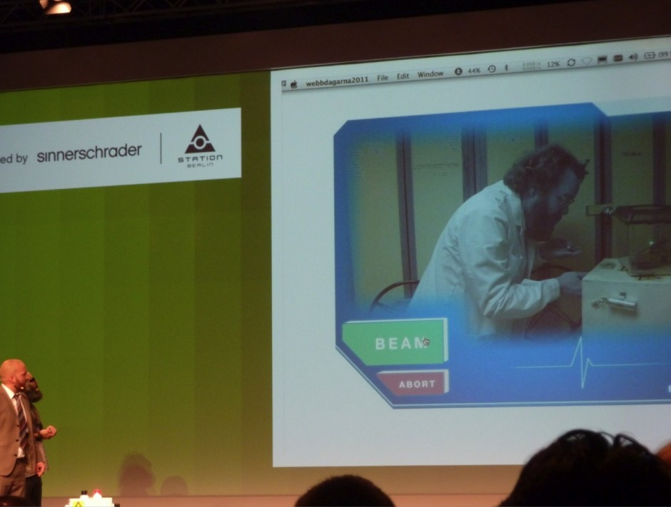 Dänische Agentur Creuna amüsiert mit Beam-Experiment