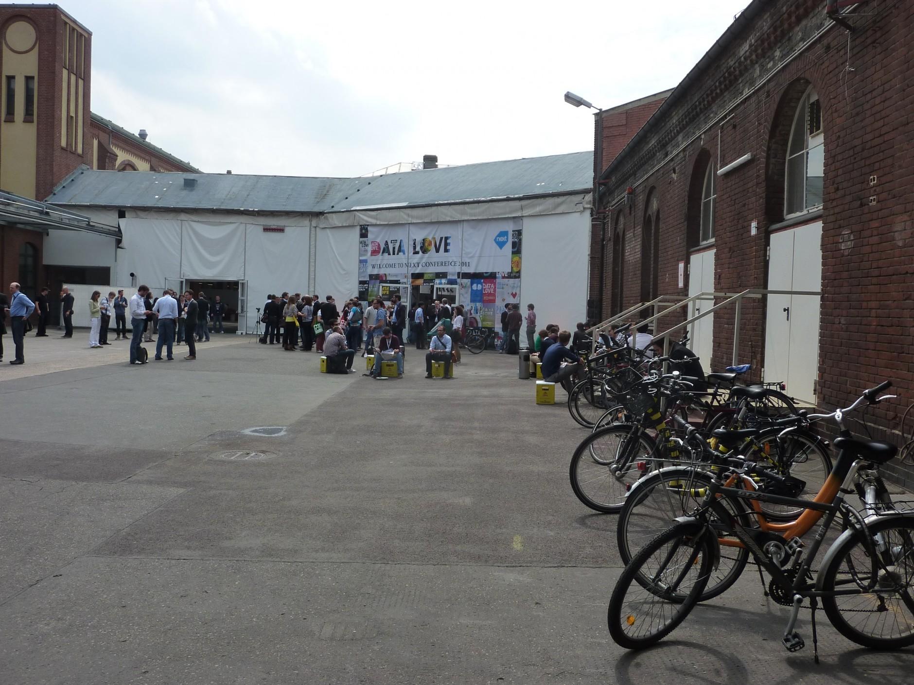 next2011 in der Station Berlin