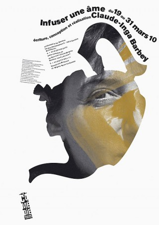 Titel: Infuser une âme   Auftraggeber: Comédie de Genève – Anne Bisang, Genf   Gestalter: Silvia Francia Alain Rebetez (Fotografie)