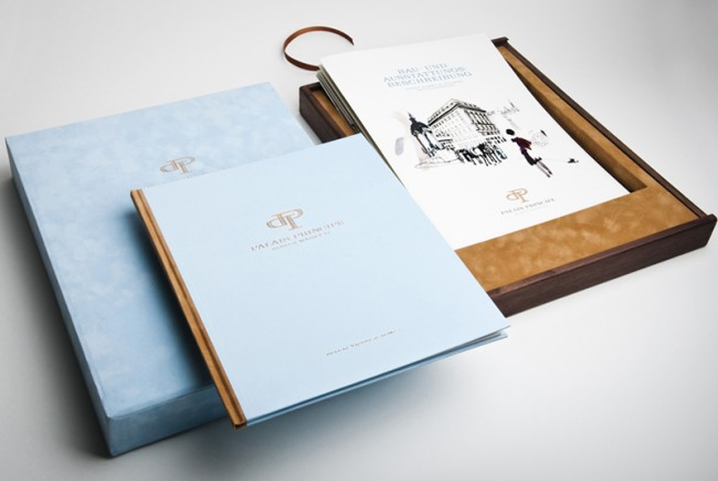 »Luxury Case«, Vermarktungsvisualisierungen für  »Palais Principe«, JP Immobilien