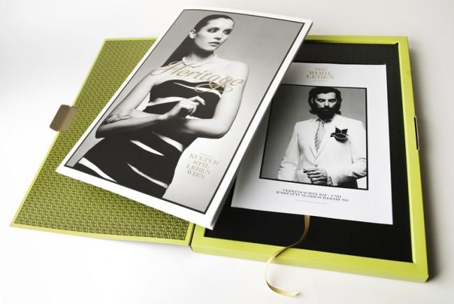 »Box Deluxe« mit Magazin, Ausstattungsbeschreibungen, ...  des »Palais Wohlleben« , JP Immobilien