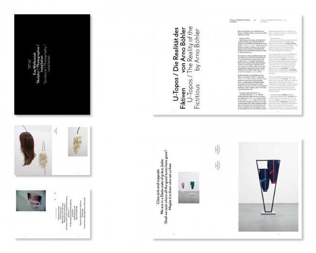 Kunstkatalog Kay Walkowiak »Skulptur / Photographie / Installation«, 2011