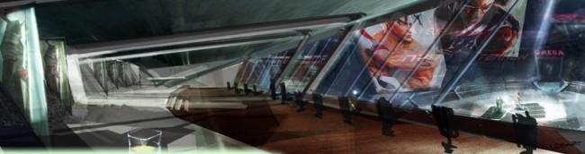 TEKKEN - Skybox Konzept
