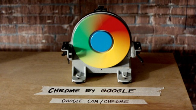 Google Chrome Fast - Um die Geschwindigkeit von Google Chrome zu demonstrieren, hat BBH diverse Webvideos mit Speedtest-Experimenten produziert (http://www.youtube.com/watch?v=nCgQDjiotG0) - Yellow Pencil in der Kategorie »Integrated Digital Campaigns«