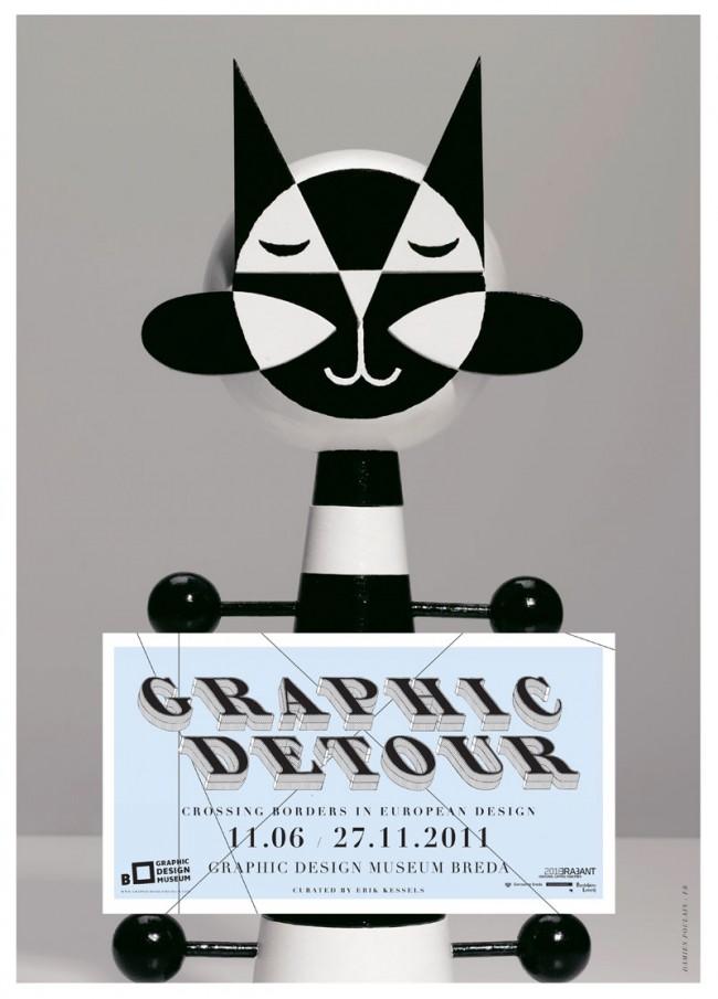 Graphic Detour Poster