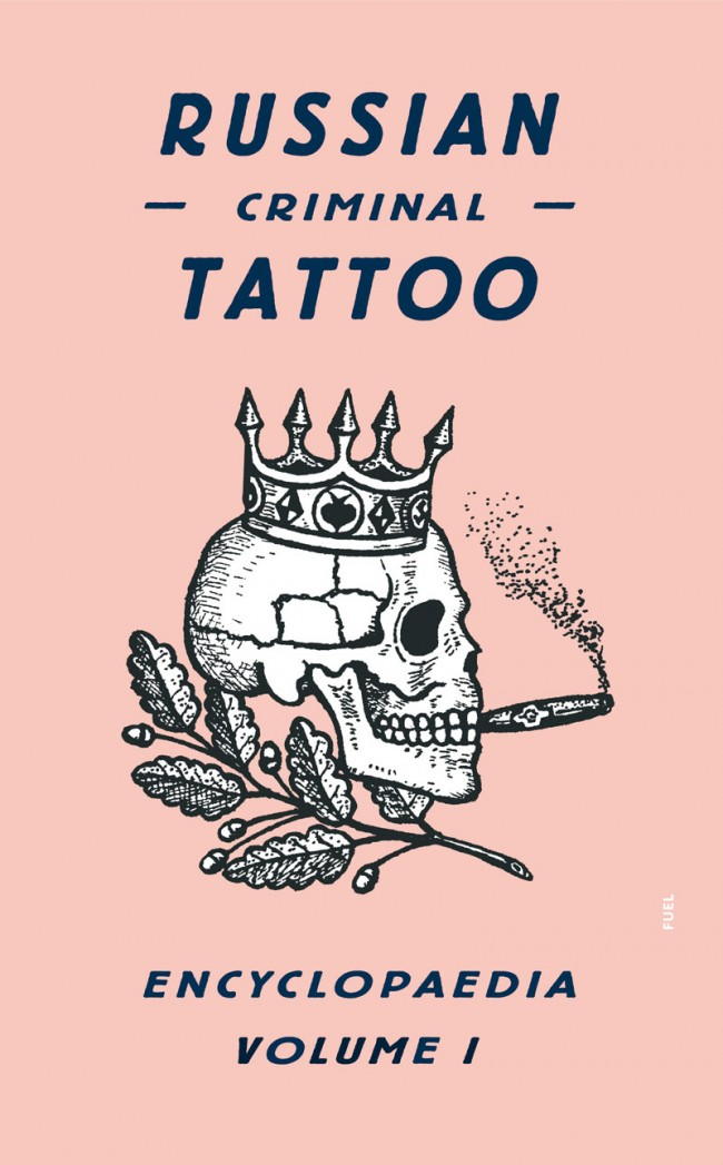 Cover Tattoo Book © FUEL