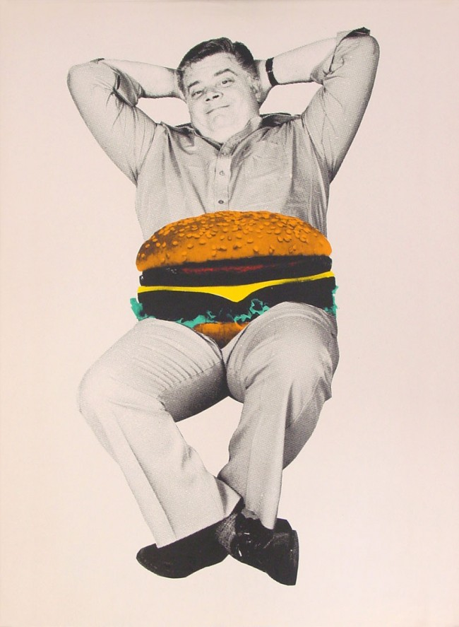 Burgerman Poster © FUEL