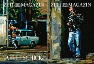 Zeit Magazin Nominiert in der Kategorie Zeitschriften / LeadMagazin des Jahres