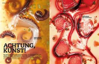 Beef Nominiert in der Kategorie Zeitschriften / Newcomer des Jahres