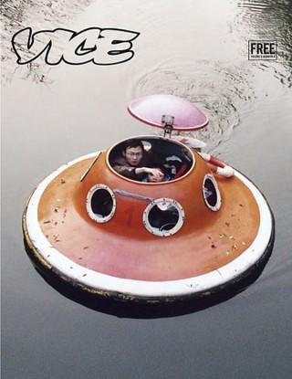 Vice Nominiert in der Kategorie Zeitschriften / LeadMagazin des Jahres