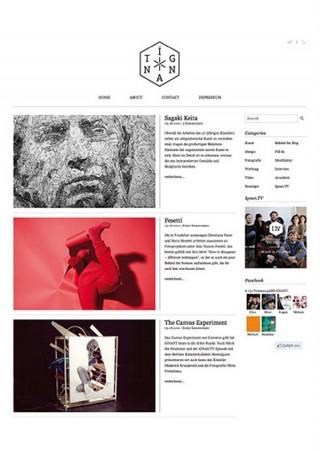 Ignant | Nominiert in der Kategorie Web / Web Blog