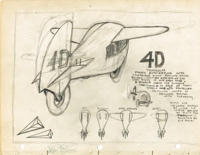 4D Auto Airplane1