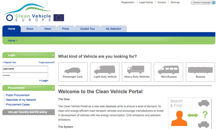 cleanvehicle