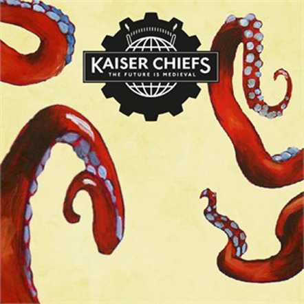 Bild Kaiser Chiefs Album Cover