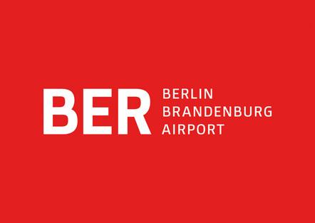 Bild Logo Flughafen Berlin BER