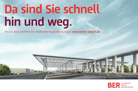 Bild Flughafen Berlin Brandenburg
