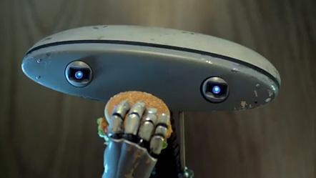 Bild Robot Carl's Jr