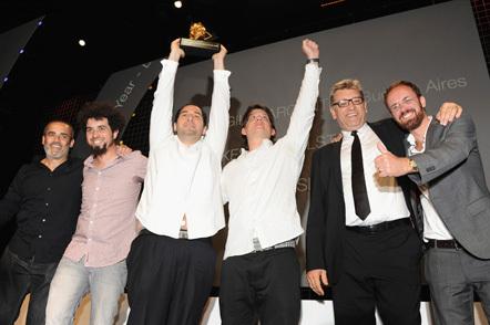 Bild Cannes Lions Promo & Activation Awards