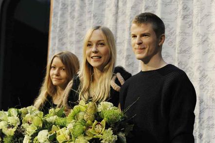Bild Humanity in Fashion Award Gewinner 2010