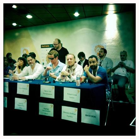 Bild Cannes Lions Diary 2011