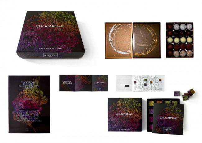 Packaging: »Konditorei Oberlaa«