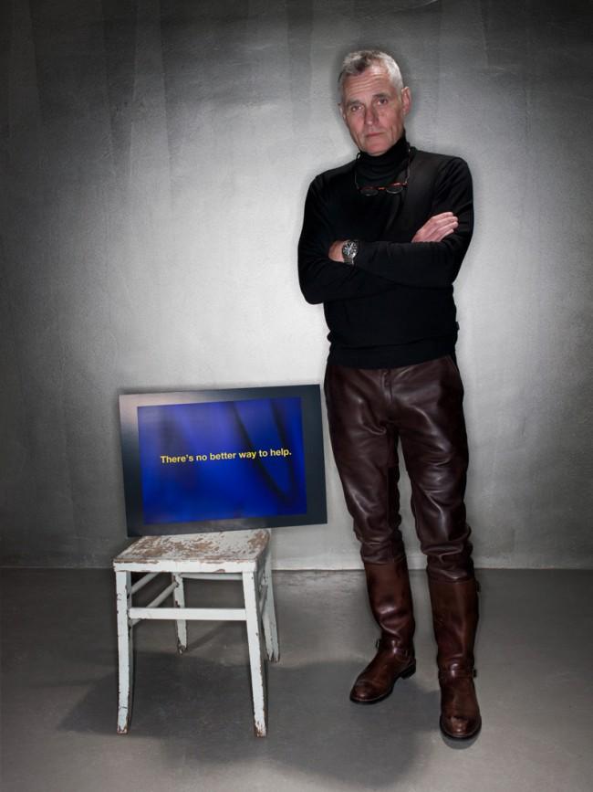 Hans-Jürgen Lewandowski, ehemals bei Springer & Jacoby und heute Regisseur, entwickelte den Claim für die Lufthansa und ließ ihn umtexten
