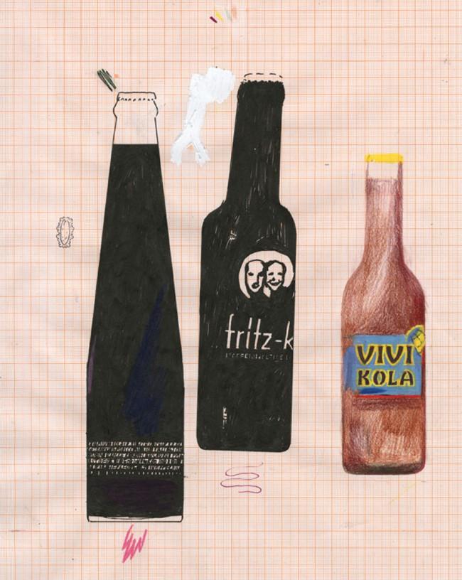Cola #1 (kinki magazine)