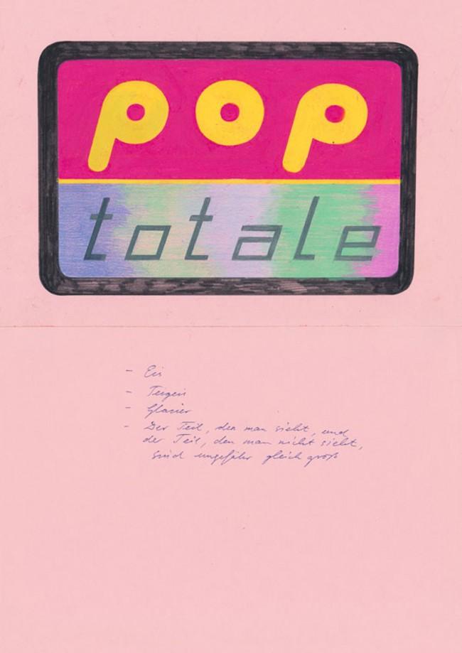 Pop Totale (freie Arbeit)