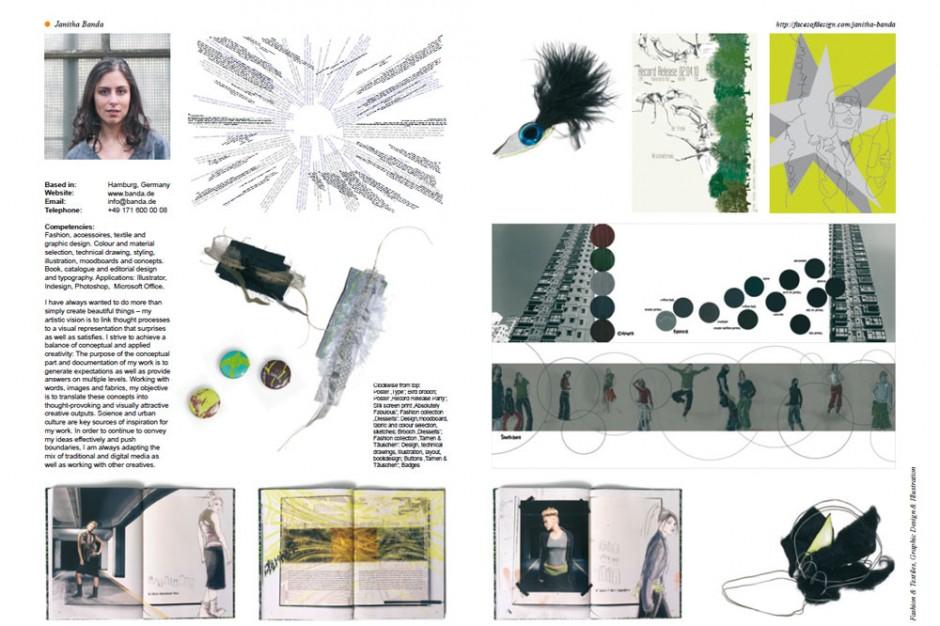 Face of Design 2011: Janitha Banda aus Hamburg