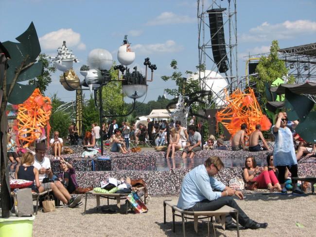 Luna Park zum Geburstags-Chillen zum 10jährigen Bestehen