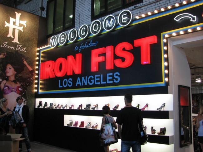 Iron Fist goes Las Vegas