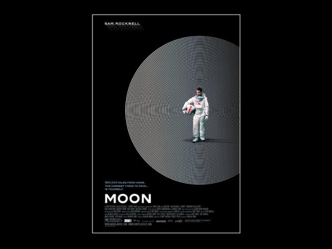 Art Direction Filmplakat »MOON«