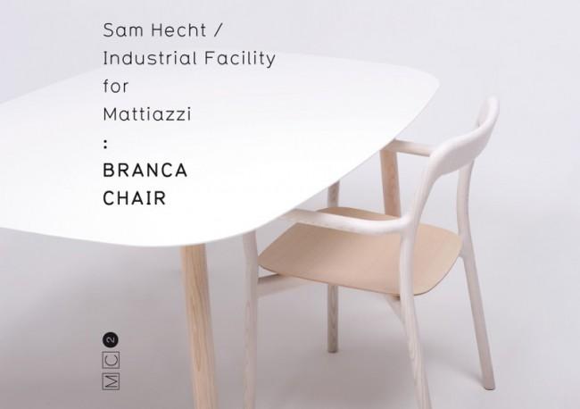 »BRANCA« Art Direction und Kommunikation für Mattiazzi
