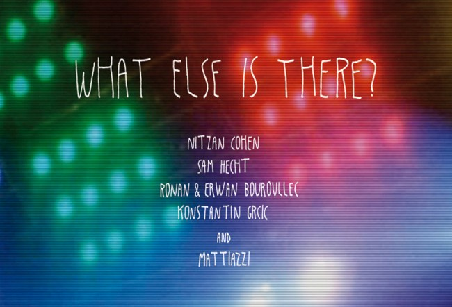 »What Else Is There«, Ausstellung für Mattiazzi bei Kaleidoscope, Mailand, kuratiert von Lambl Homburger