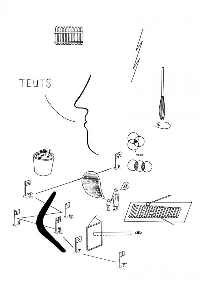 Illustration für Fachzeitschrift undKinder des Maria Meierhof Institut, 2011