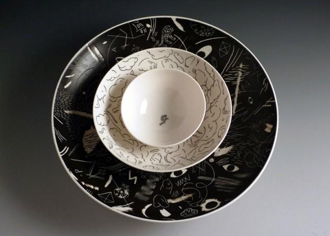 Keramikediton in Zusammenarbeit mit Robi Wehrle, 2011