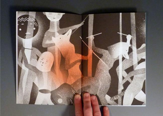 Sonntagsfreuden, illustrierte Publikation über den Brauch »Meitlizyt«, 2010